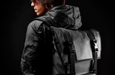 Durable everyday backpack Mission Workshop Black Camo Sanction