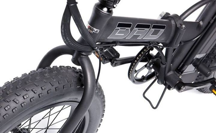 Fat Bad - electric bike for off-road