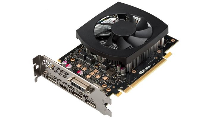 GeForce GTX 950 - budget graphics card from Nvidia