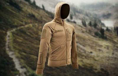 Hazard 4 released new jacket with hood Beachhead