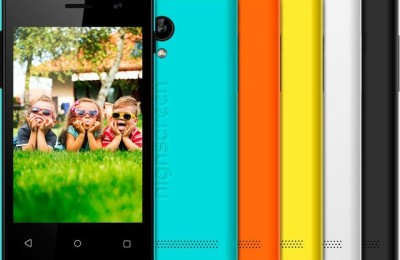 Highscreen Pure J - new cheap smartphone with a catchy design