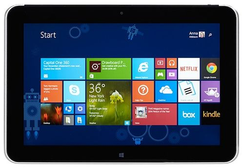 HP ElitePad 1000 G2 - new tablet of premium design