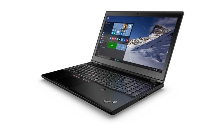 Lenovo has introduced a powerful laptop with 4K display and server processors