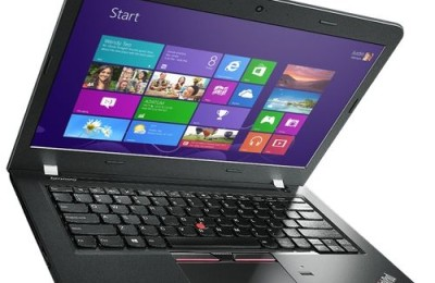 Lenovo ThinkPad E450 review - best business laptop