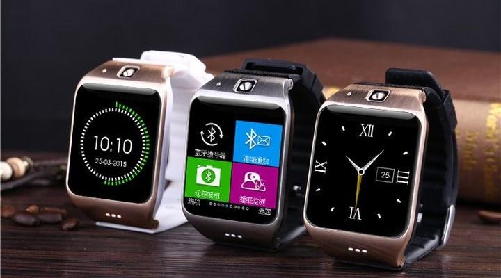 LG118 - budget smart watches 2015