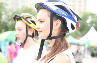 Livall - advanced bike helmet