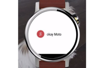 Motorola inadvertently revealed the new smart watches
