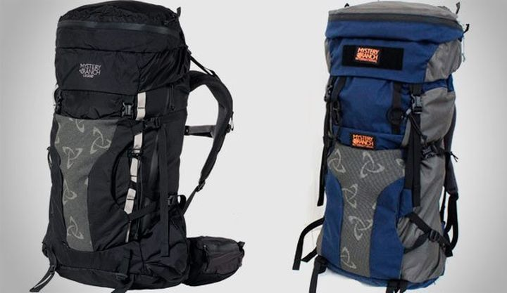 Mystery Ranch released a new tourist backpack Legend Pack