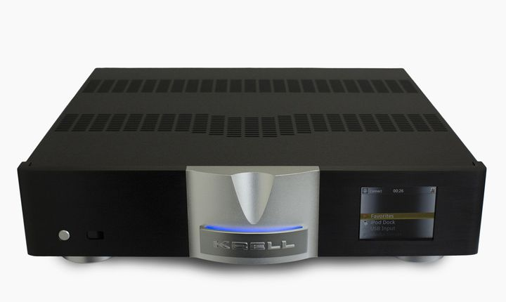 Network Media Player / DAC - Krell Connect review