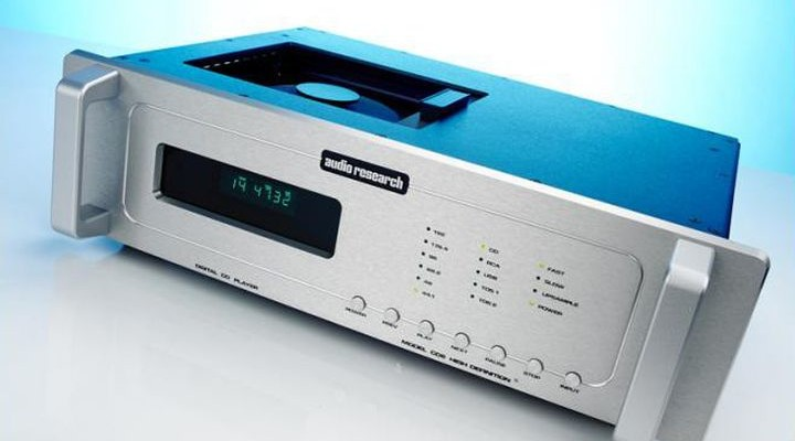 New compact disc player / DAC - Audio Research CD6 review