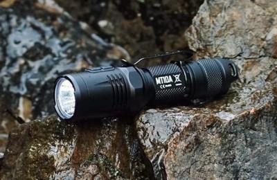 New LED lights Nitecore MT10A and Nitecore MT10C