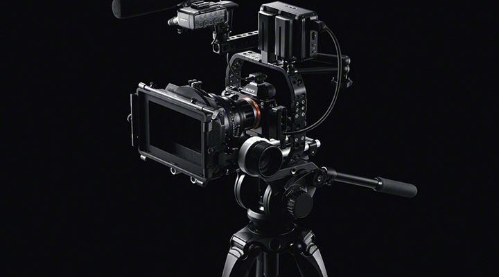 New Sony Alpha camera will be released in the new building