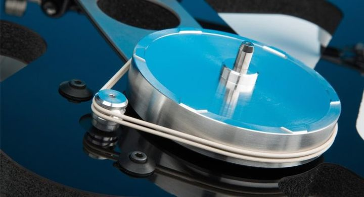New turntable: Rega RP8/Apheta review
