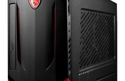 Nightblade MI - compact gaming PC case from MSI