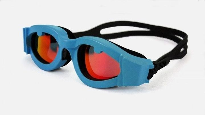 OnCourse - smart goggles for swimming