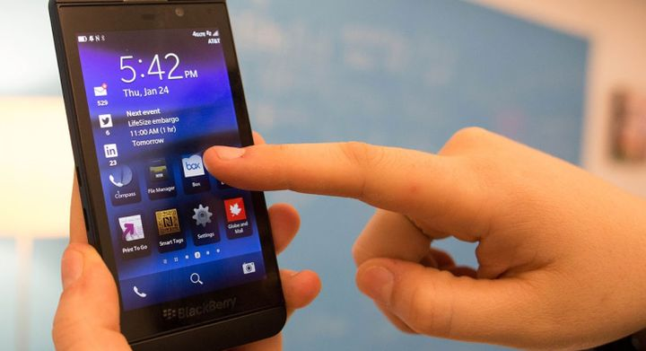 Pakistan do not allow the use of new BlackBerry 2015 phones