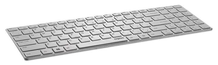 Rapoo E9100R - thin wireless keyboard