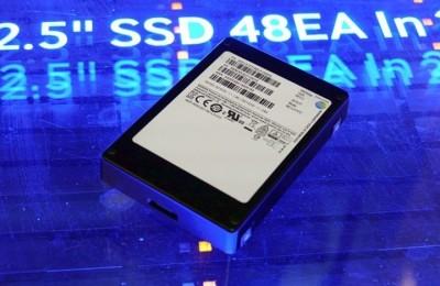 Samsung PM1633a - new SSD volume of 15.36 TB