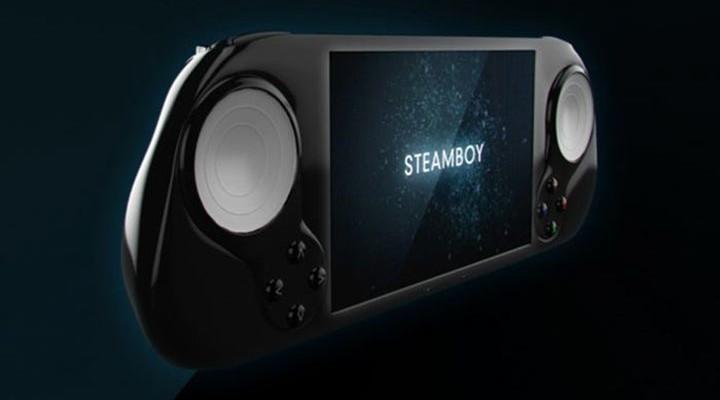 Smach Zero - portable game console Steam Machine for $ 299