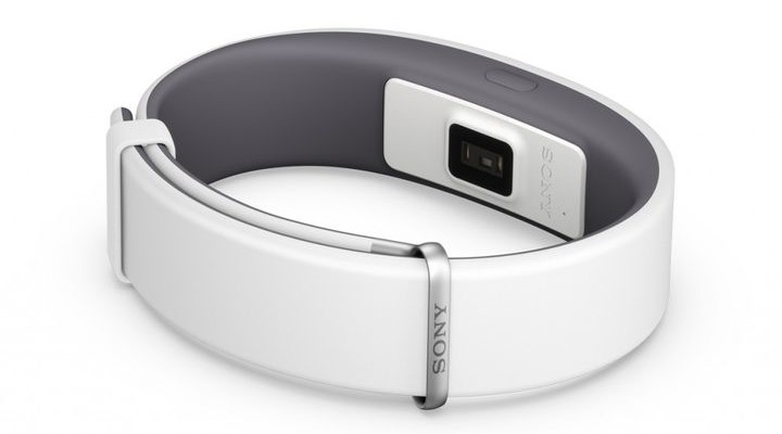 Sony SmartBand 2 - smart bracelet with pulsometer