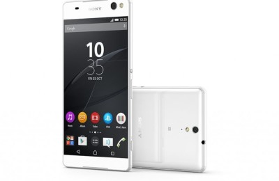 Sony Xperia C5 Ultra: 6 inch smartphone with a thin frame