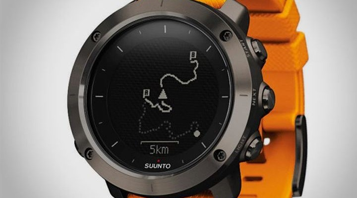 Suunto is preparing for the next year the new smart watches Suunto Traverse