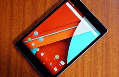 Tablet Google Nexus 8 appeared in Geekbench 3