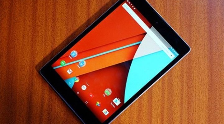 Tablet Google Nexus 8 appeared in Geekbench 3