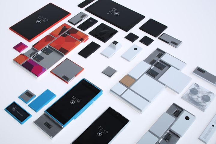 Team Project Ara working on a new design of modular phone