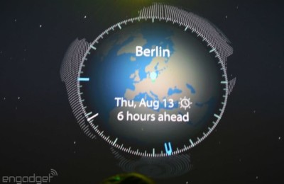 The network has a new teaser for smartwatch Samsung Gear S2