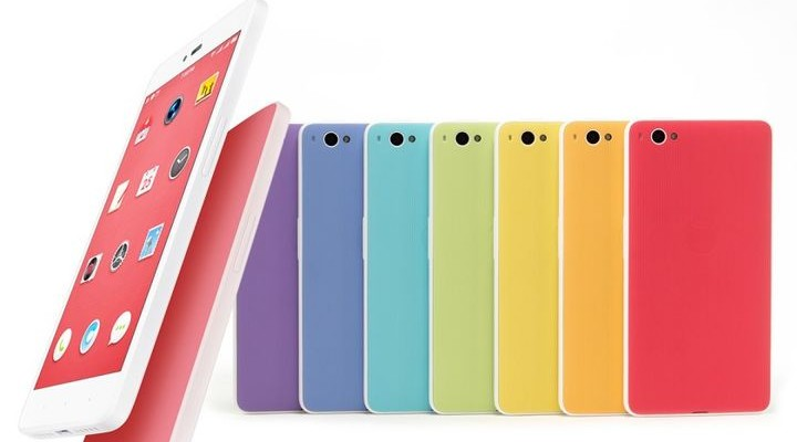 U1 - a bright smartphone 5.5-inch from Smartisan