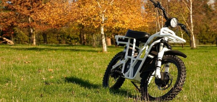 Ubco 2x2 - off-road electric motorcycle