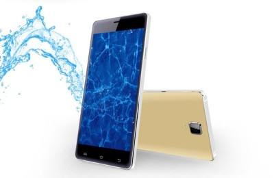 "VKWorld Discovery S1 - ""stereoscopic"" smartphone with HD screen"