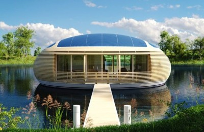 Waternest 100 - stand-alone house on the water