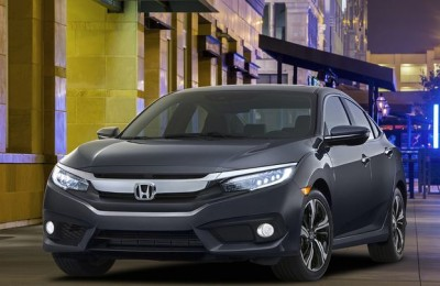 2016 Honda Civic Launched Apple CarPlay