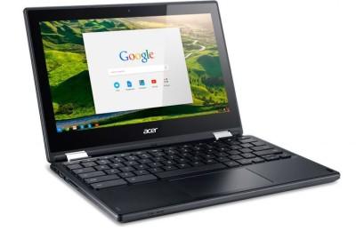 Acer Chromebook R11 - a hybrid notebook and tablet-based Chrome OS