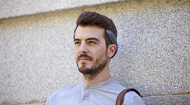 BATBAND - unique headphone with bone conduction technology