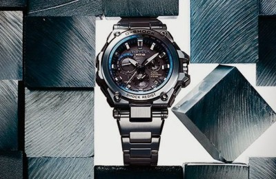 Casio announced the release of premium watches with shock-resistant GPS module
