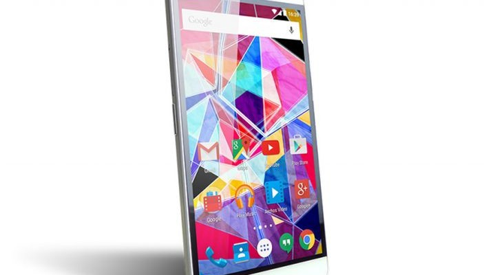 Diamond Plus - a smartphone with metal casing from Archos