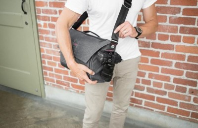 Everyday Messenger - bag for gadgets