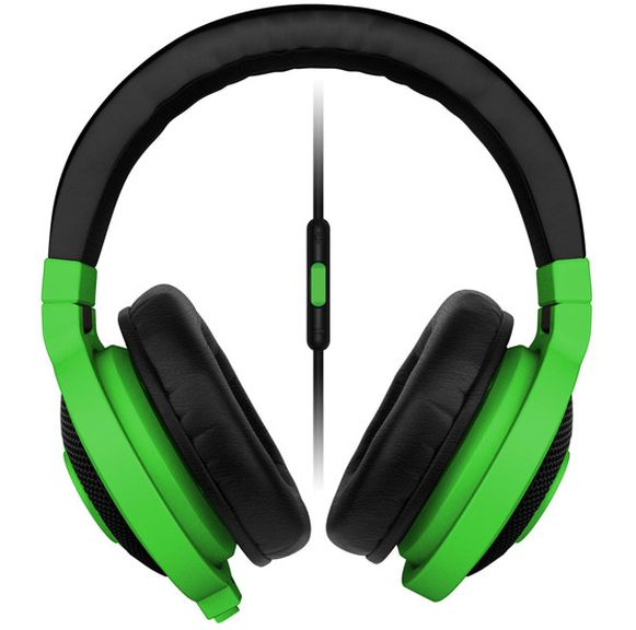 IFA 2015. Announcement Razer Kraken Mobile headsets for iPhone