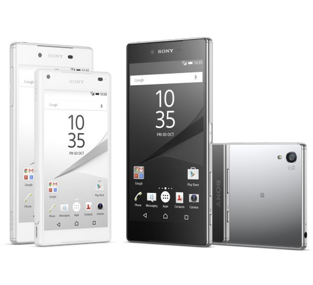 IFA 2015. First look at Sony Xperia Z5, Xperia Z5 Compact, and Xperia Z5 Premium