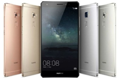 IFA 2015. New interesting phablet Huawei Mate S