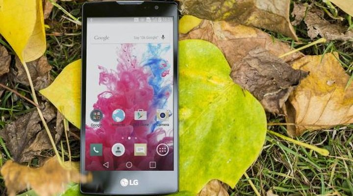 LG Spirit - Review of Curve smartphone
