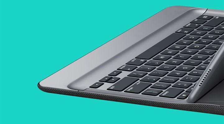 Logitech announce first third-party keyboard