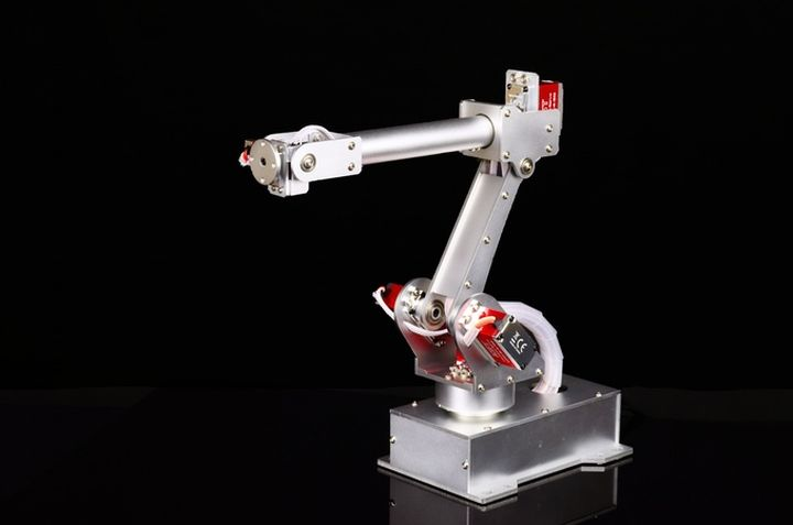 New Aluminium six-axis Robot Arm for 300 $