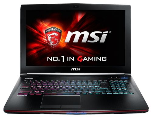 New model GE62 2QD Apache: Gaming Laptop from MSI