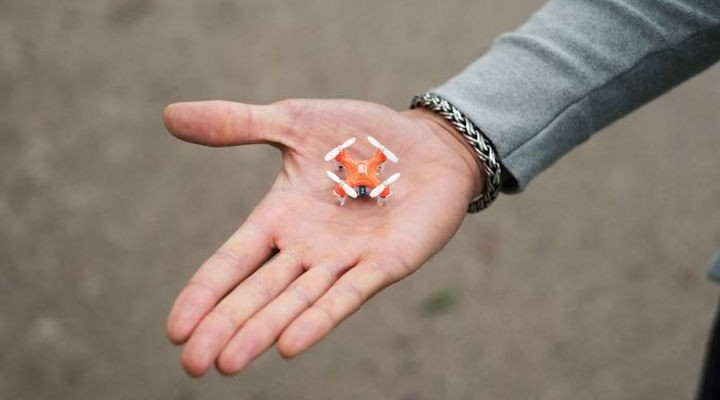 New SKEYE Pico Drone Is The World's Smallest Drone