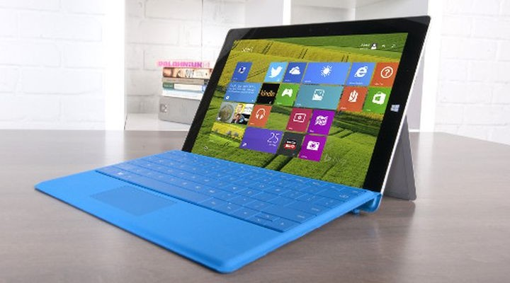 New tablet Microsoft Surface 3 review