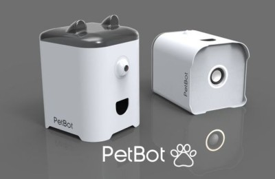 PetBot: The World's First Smart Device For Pets